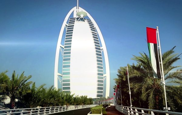 VI PIFW. Burj Al Arab Jumeirah, Dubai